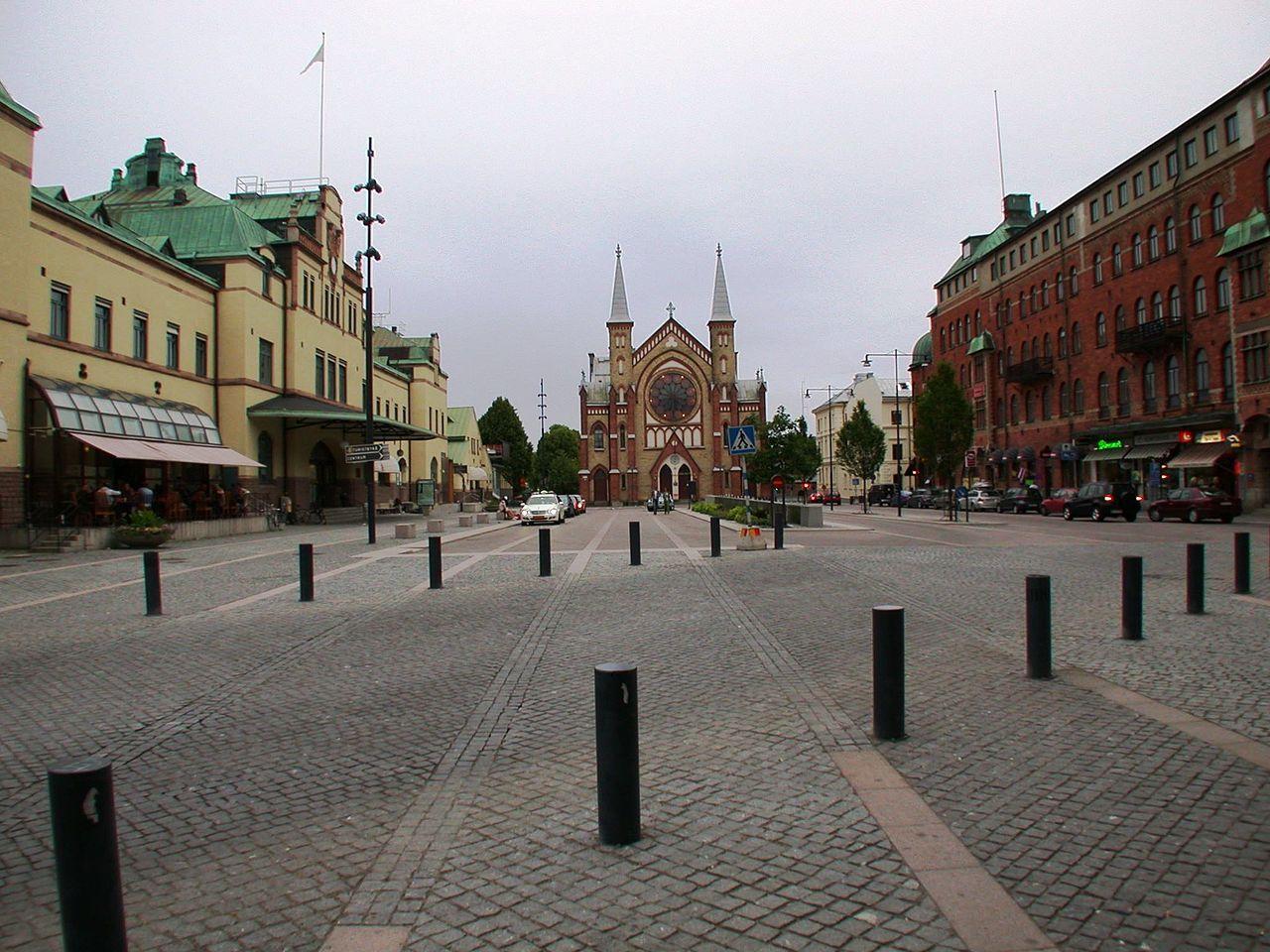 Microsoft flyttar till Norrland