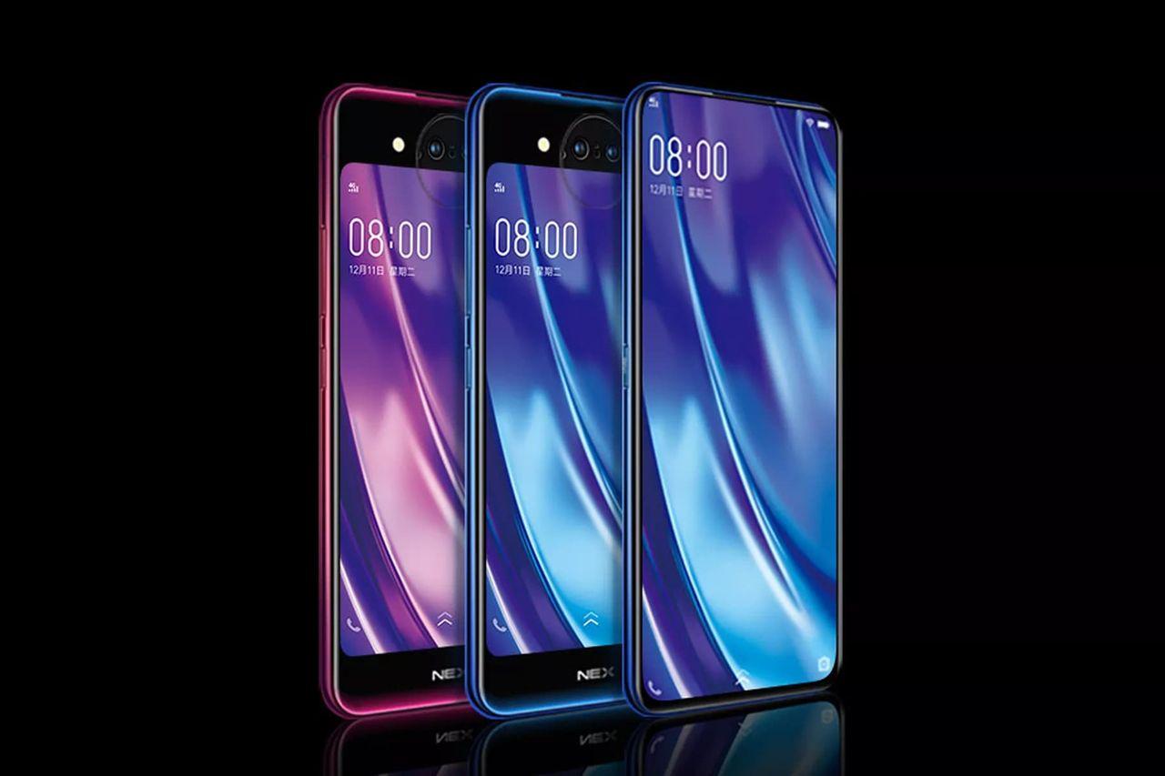 Vivo presenterar Nex Dual Display Edition