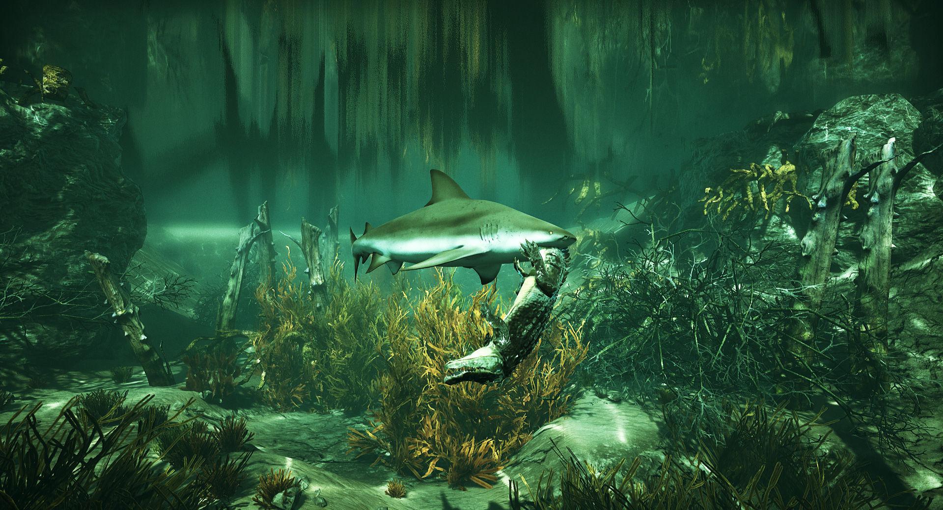 Maneater är ett kommande hajspel
