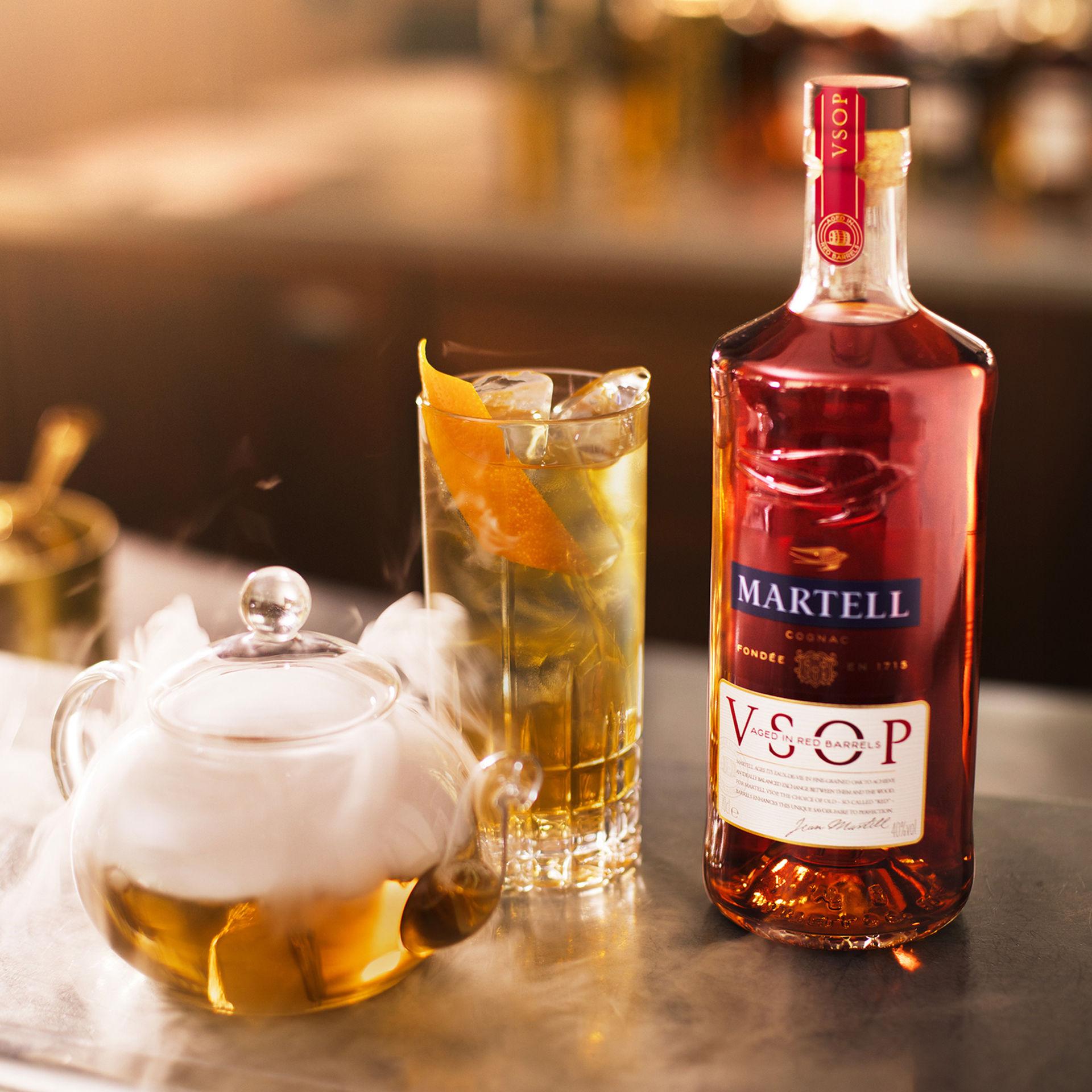 Ny cognac från Martell