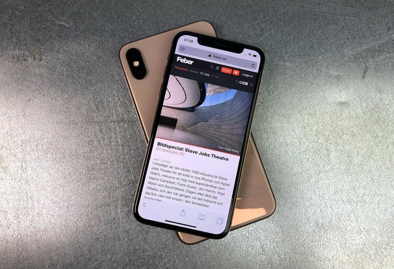 Apple ryktas utveckla eget modem-chip till iPhone