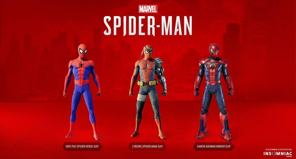 Sista expansionen till Spider-Man släpps 21 december