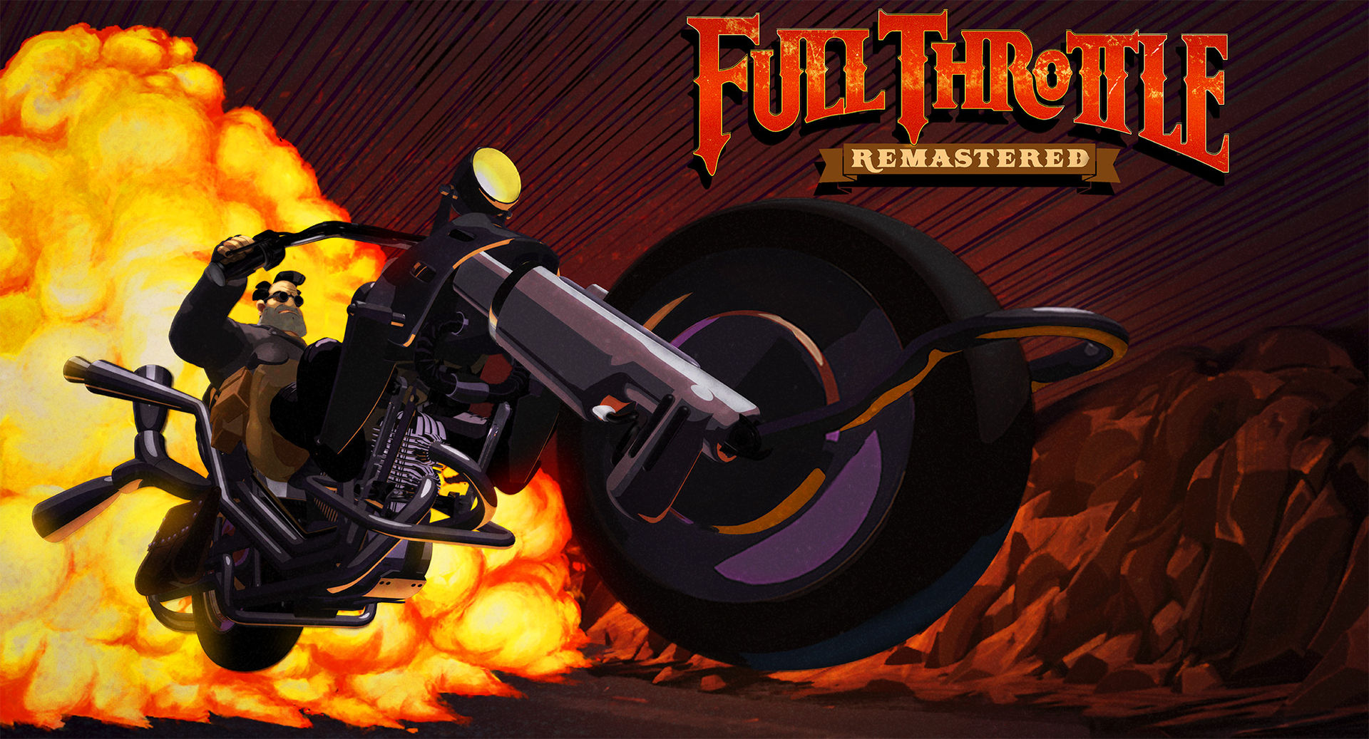 Full Throttle just nu gratis på GOG