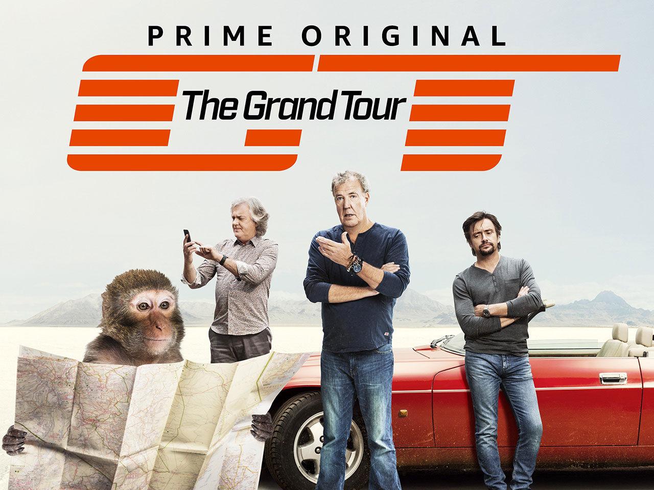 Det blir en fjärde säsong av The Grand Tour
