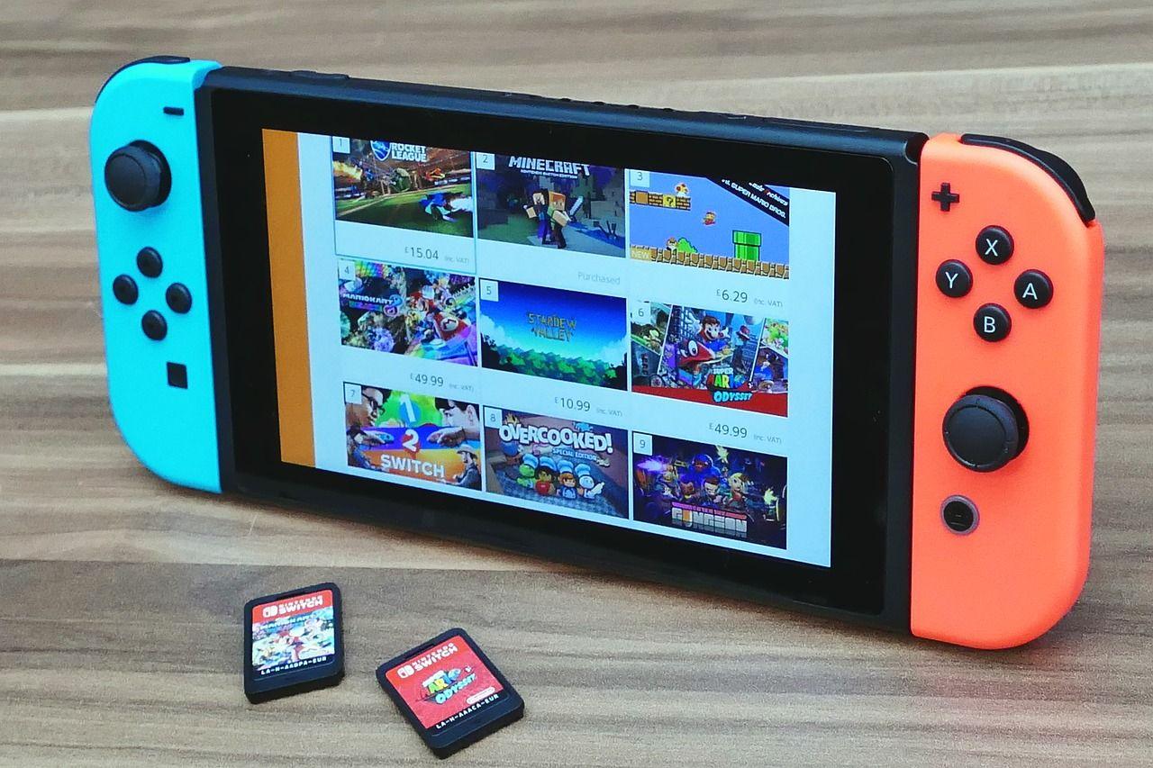 Nintendo stämmer Switch-pirater