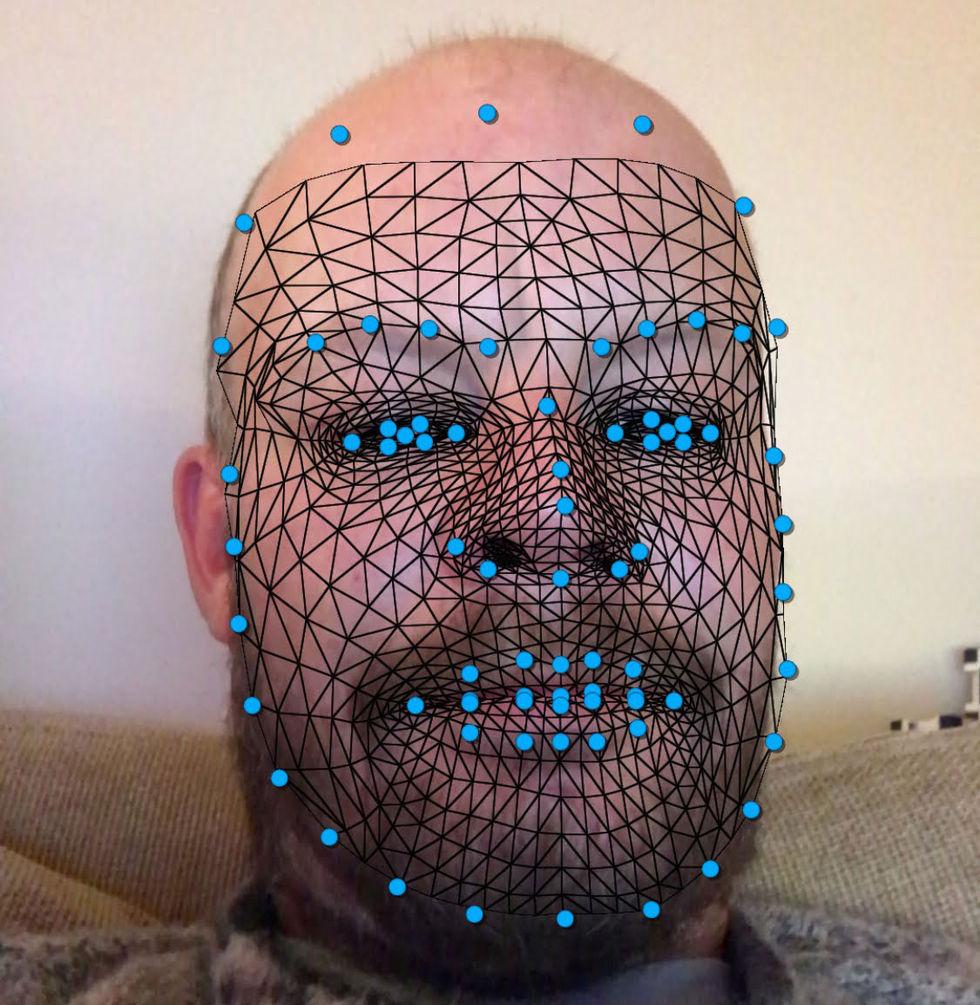 Google ska inte sälja teknik för ansiktsigenkänning