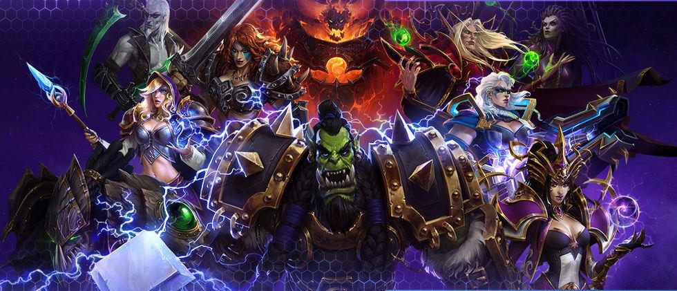 Blizzard ser över utvecklingen av Heroes of the Storm