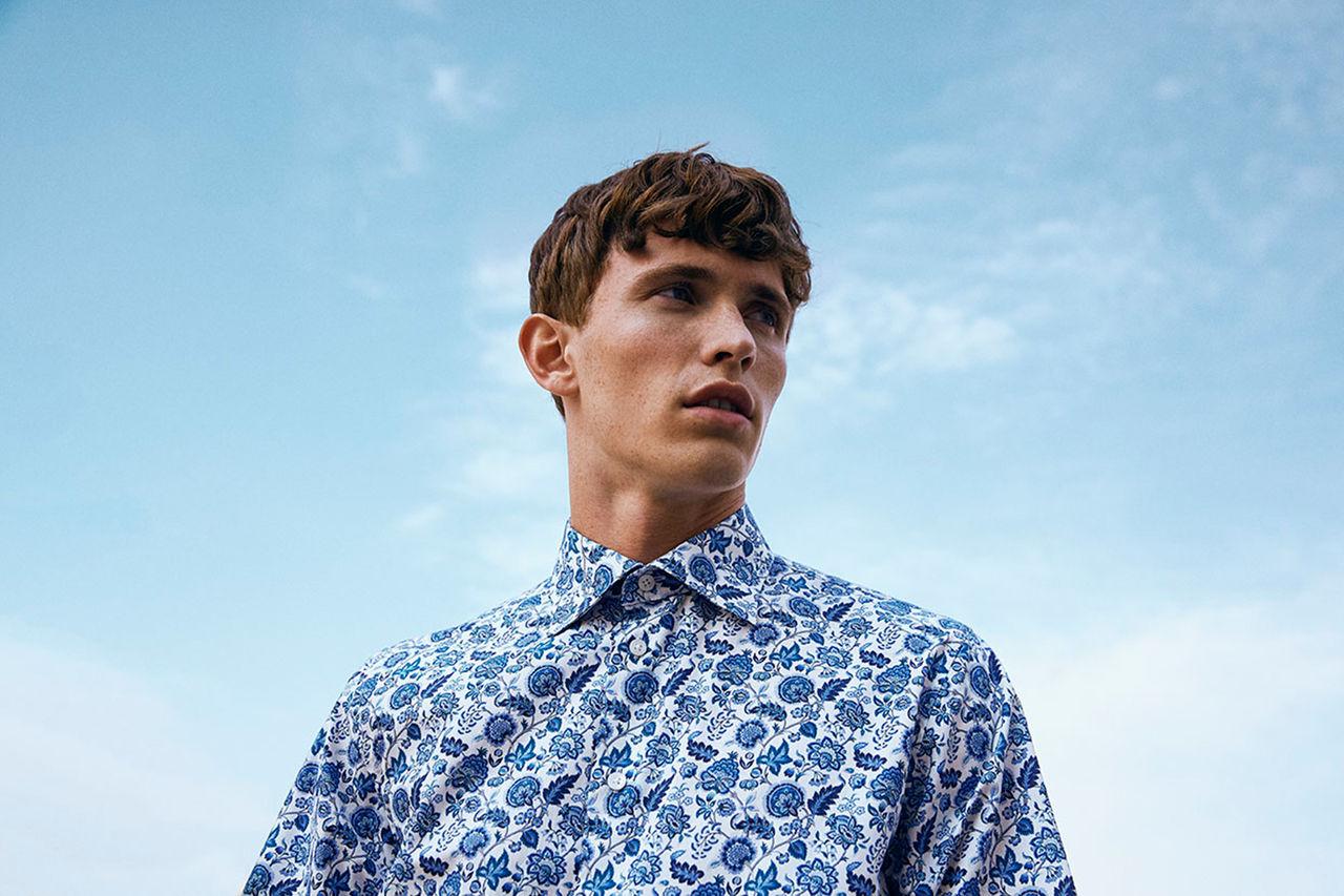 Nya lyxskjortor från Matinique