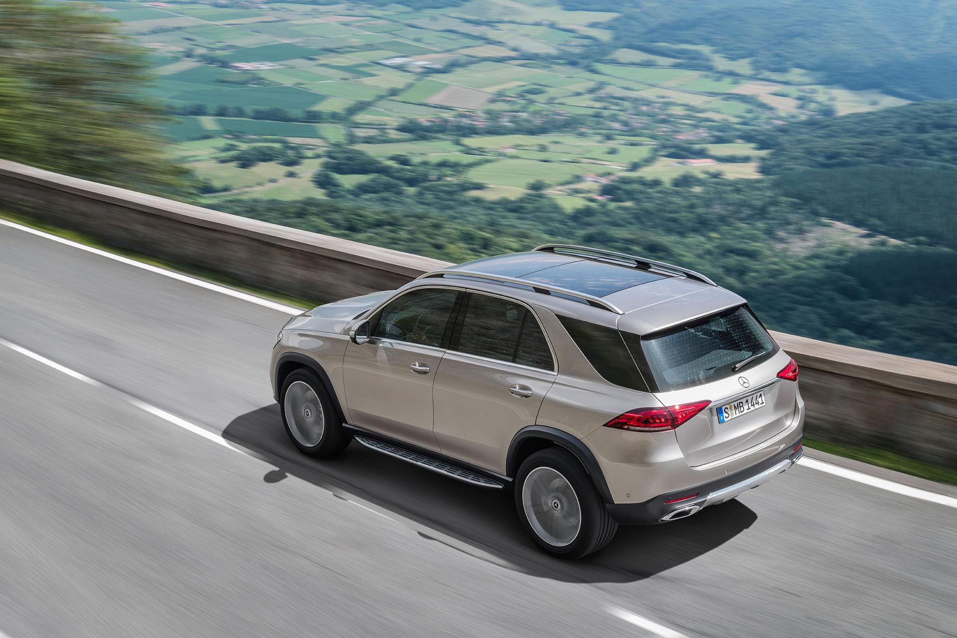 Priserna för nya Mercedes B-Klass och GLE klara