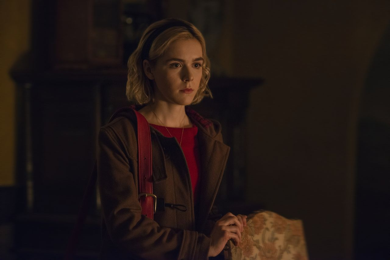 Netflix beställer ytterligare säsonger av Sabrina