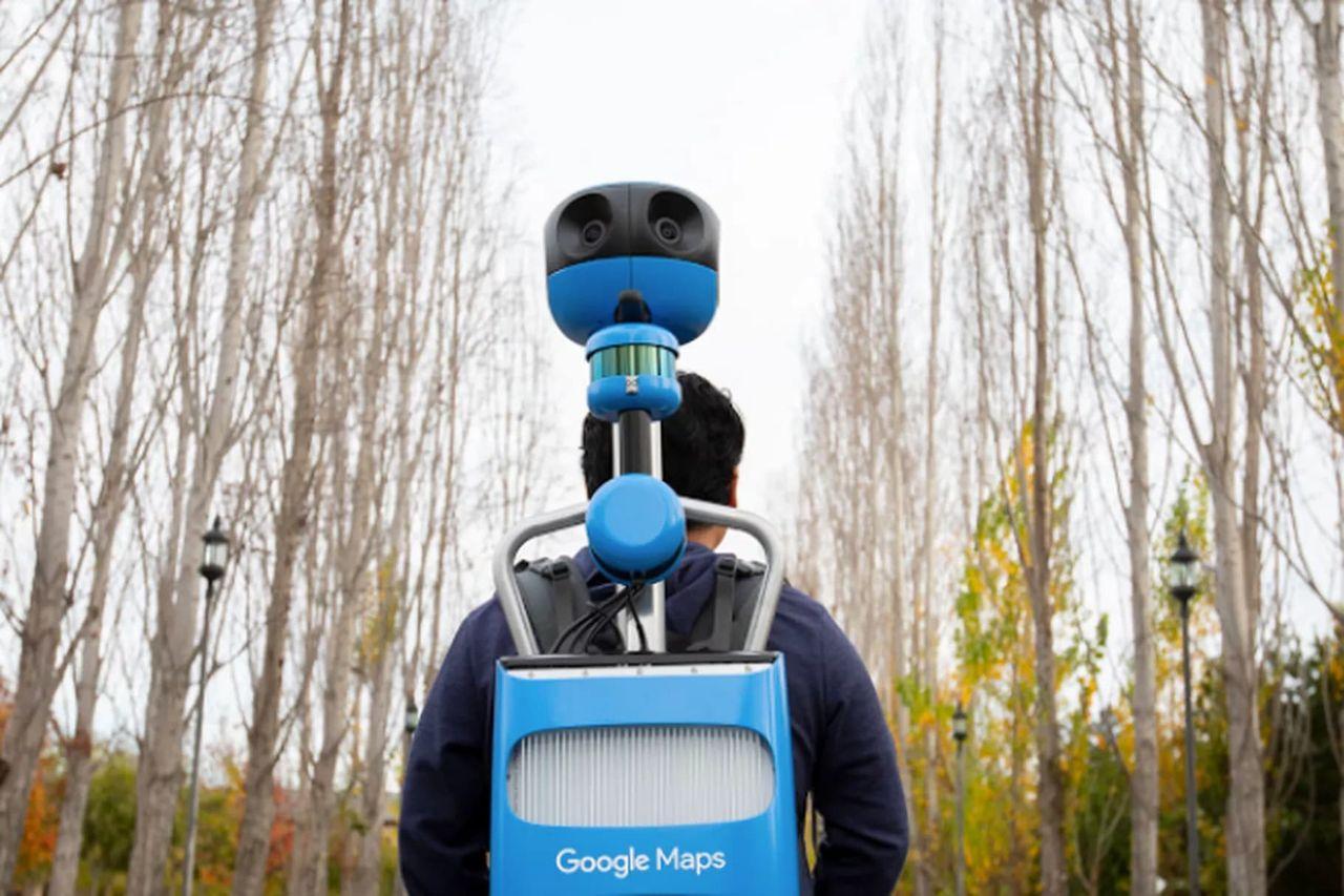 Google släpper ny Trekker-version av sin Street View-kamera