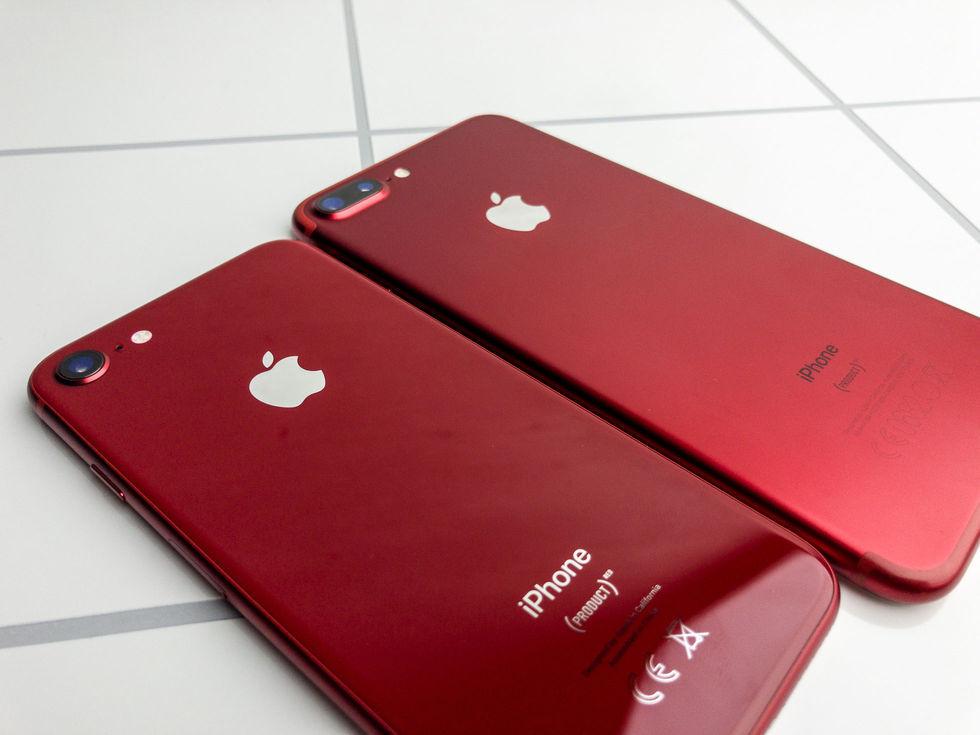 Apple pausar försäljning av iPhone 7 och iPhone 8 i Tyskland