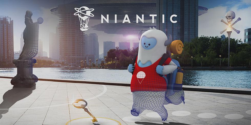 Niantic drar igång tävling för AR-utvecklare