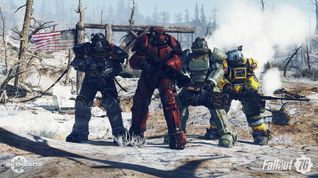 Bethesda ger bort Fallout Classic Collection till Fallout 76-spelare