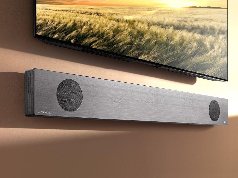 LG petar in Dolby Atmos och Google Assistant i nya ljudlimpor