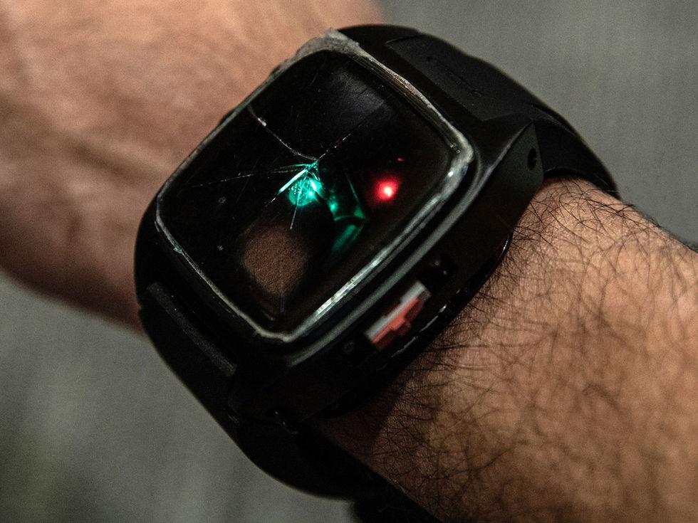 Armband känner av om du drabbas av en överdos