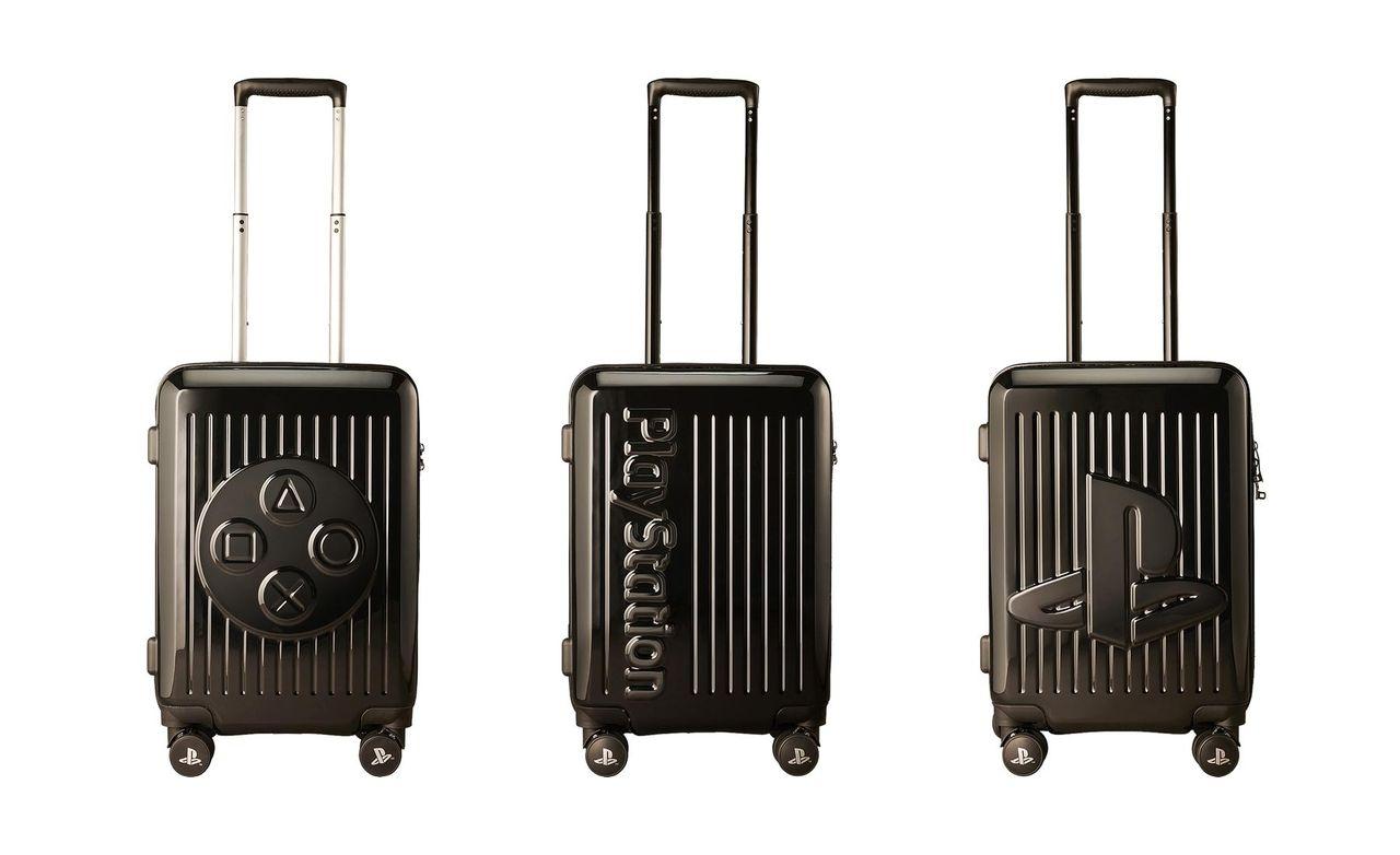 Resväskor för Playstation-fantasten