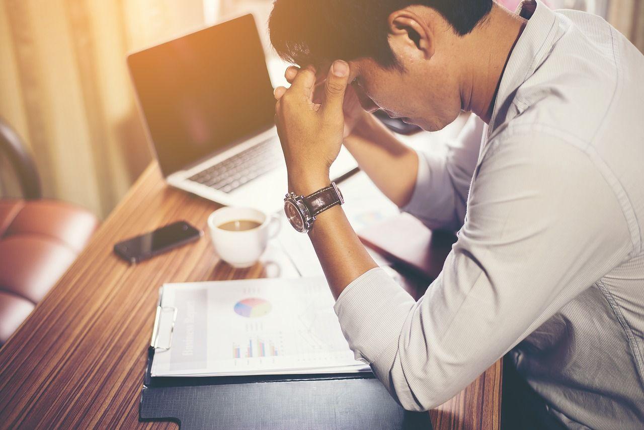 Nästan en halv miljon svenskar är missnöjda med sina jobb