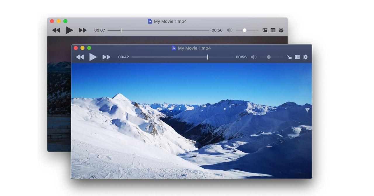 IINA är en modern mediaspelare för macOS