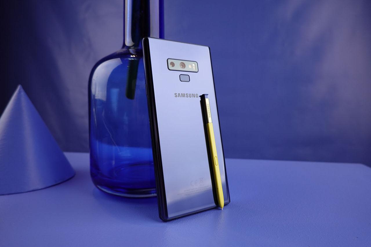 Samsung ändrar i pajschemat