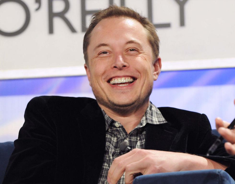 Elon Musk mest omskrivne i näringslivet under förra året