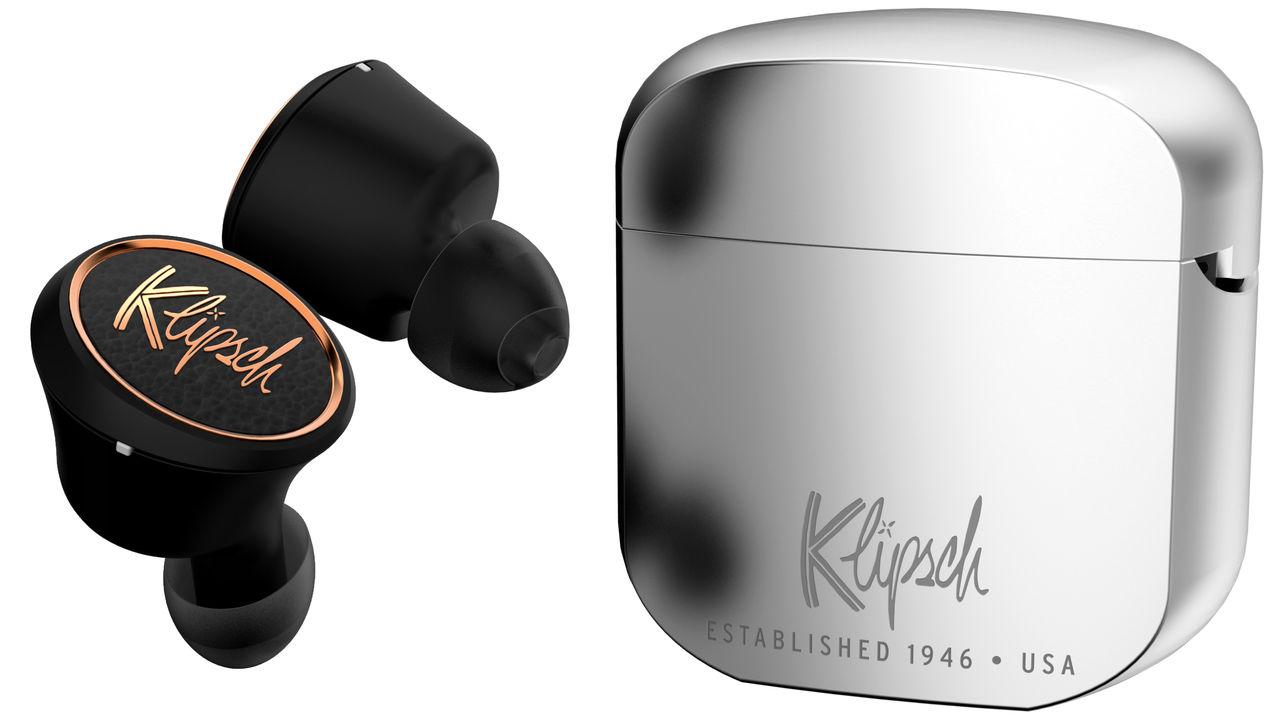 Klipsch presenterar true wireless-lurarna T5