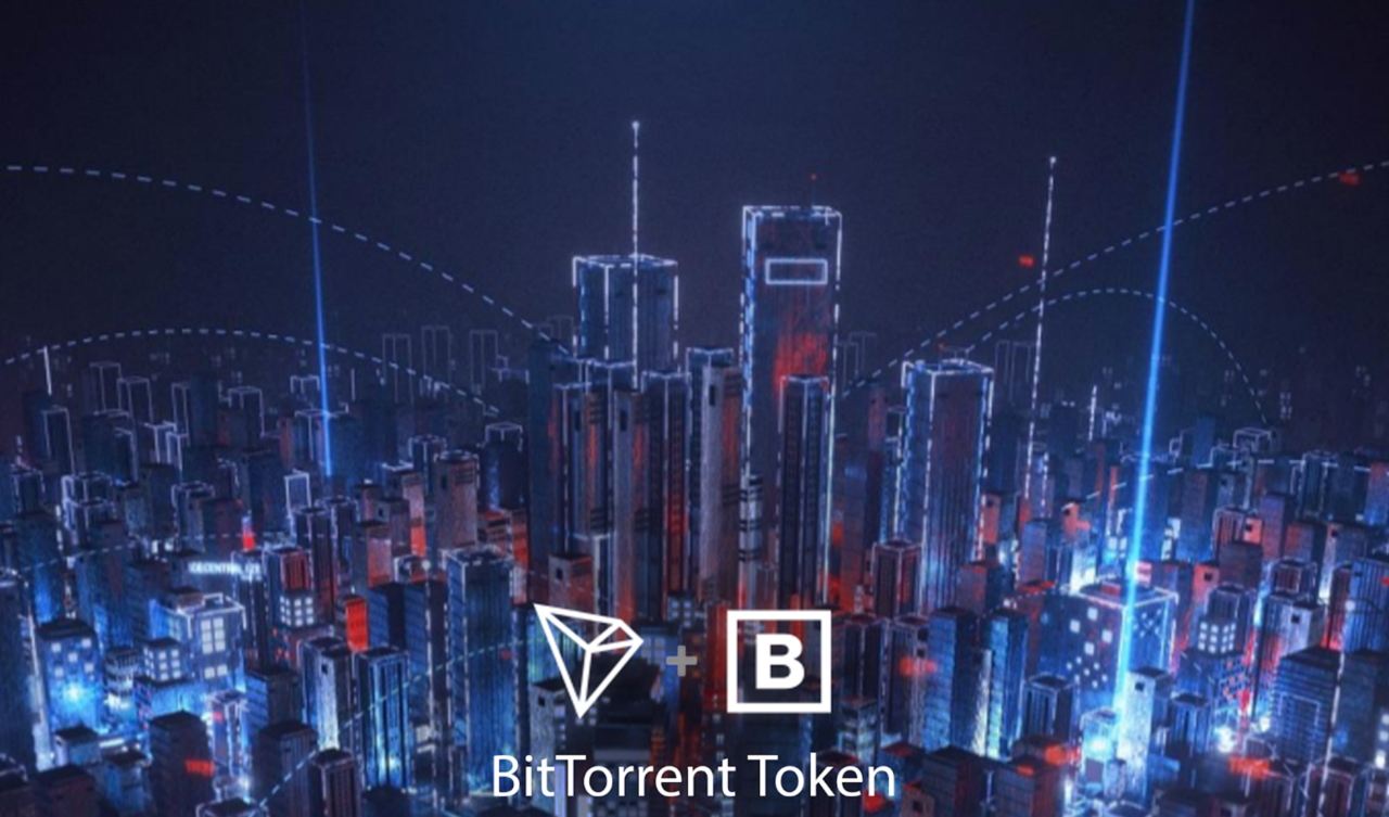 BitTorrent lanserar kryptovalutan BitTorrent Token