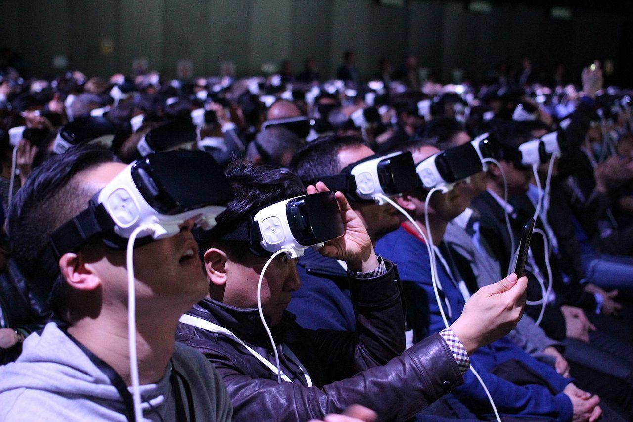 Allt fler började köra virtual reality förra året
