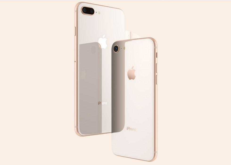 Apple slutar sälja iPhone 7 och iPhone 8 i Tyskland