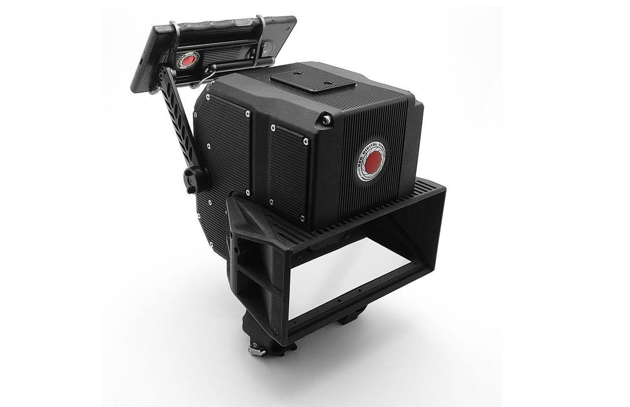 RED visar upp 3D-kameran Lithium