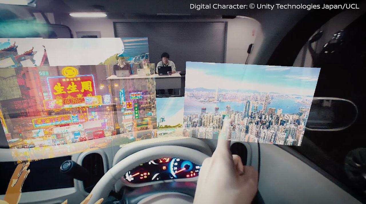 Nissans teknik ska hjälpa dig att se det du inte ser