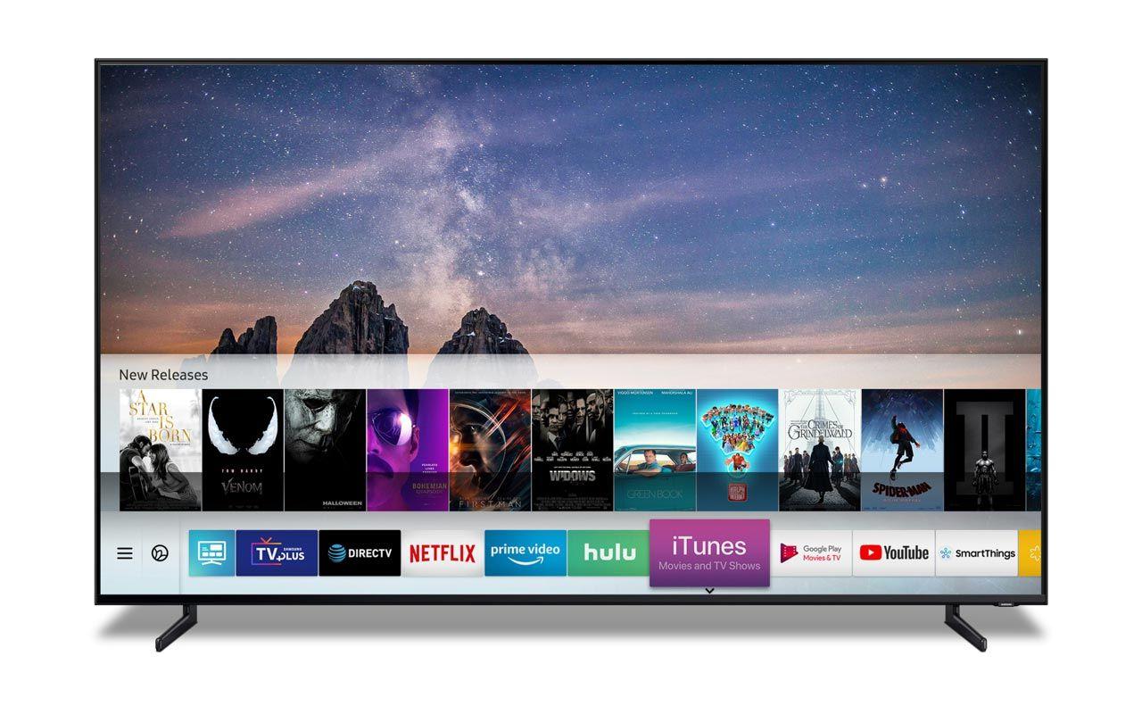 iTunes-affären och Airplay 2 flyttar in i Samsungs TV