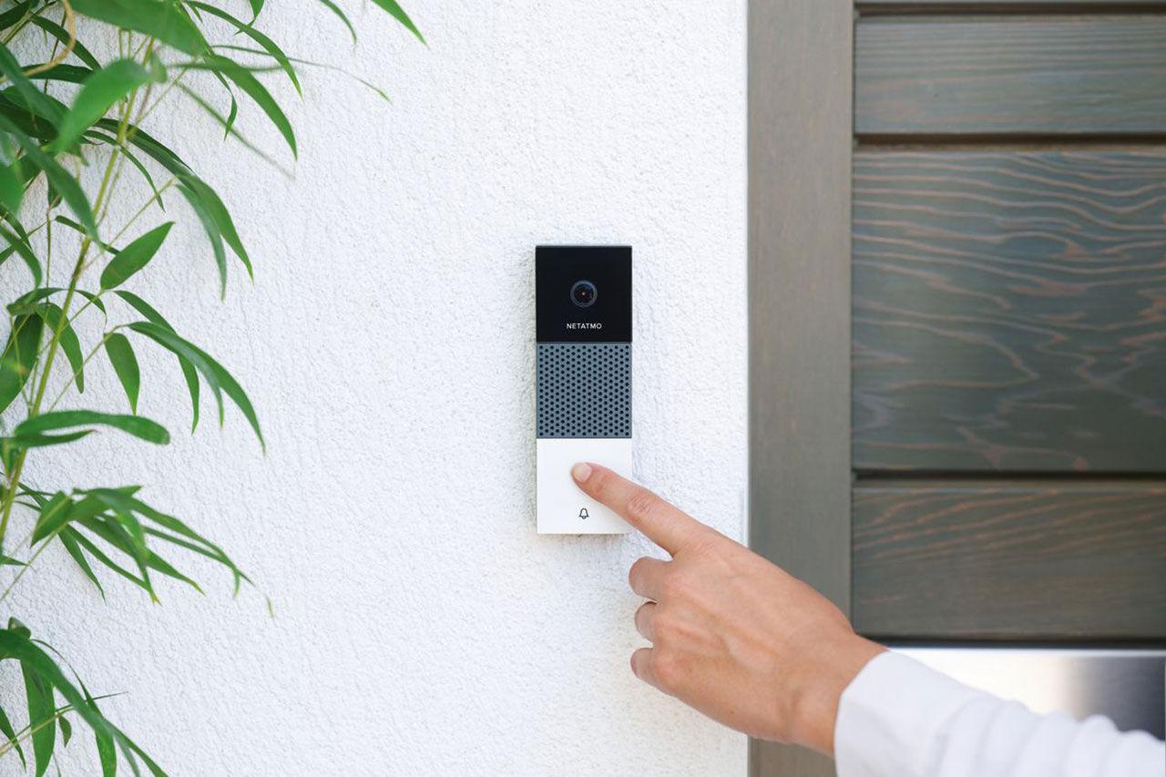 Netatmos nya dörrklocka har stöd för Homekit
