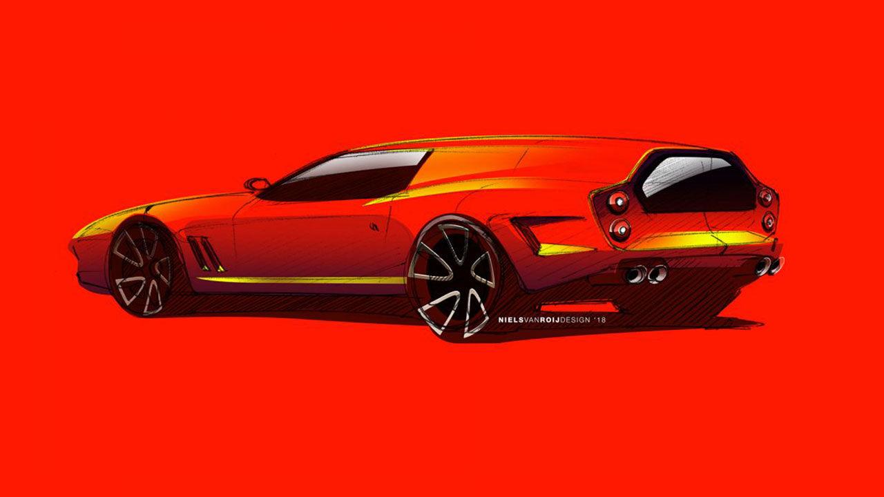 Ferraris brödbil gör comeback