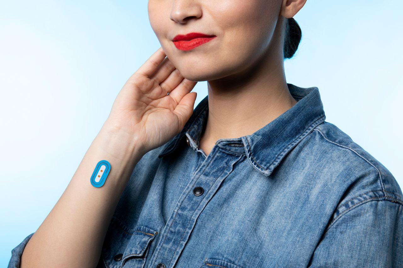 L'Oreal tar fram sensor för hudfuktighet