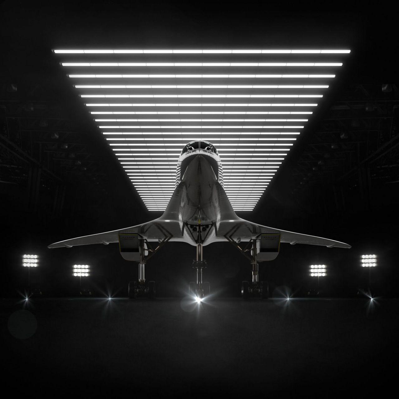 Boom Supersonic planerar nytt överljudsplan