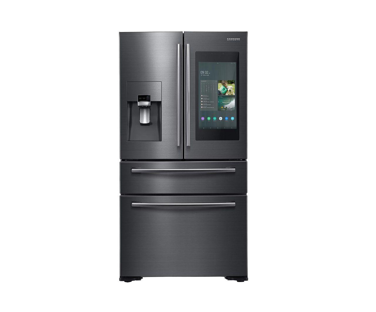 Få notis i mobilen när du glömt stänga kylskåpet