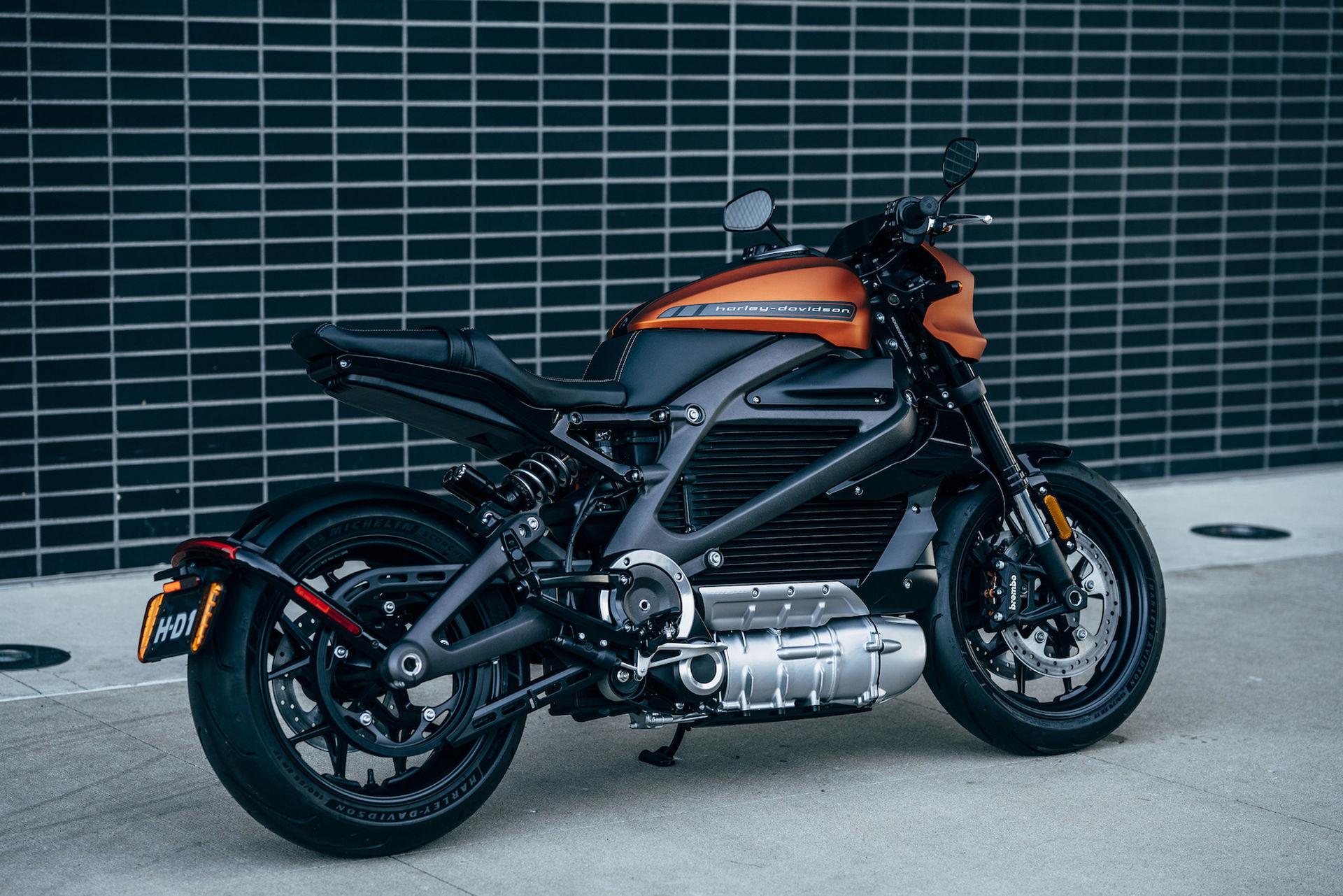 Harley-Davidson LiveWire kostar från 29.799 dollar
