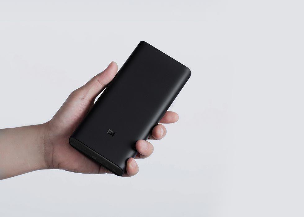 Xiaomi släpper powerbank som laddar med 45W