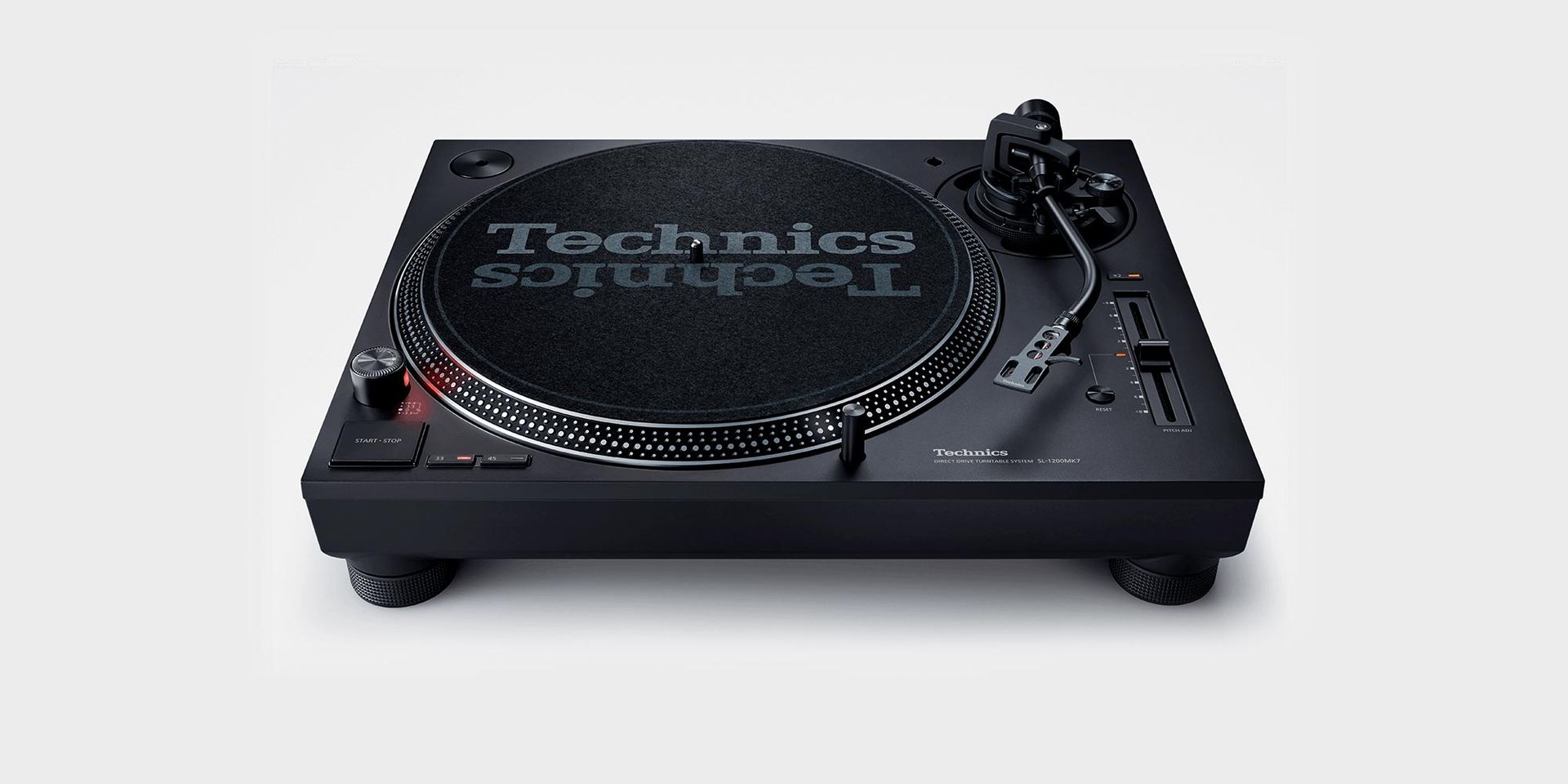 Technics släpper ny version av klassikern SL-1210