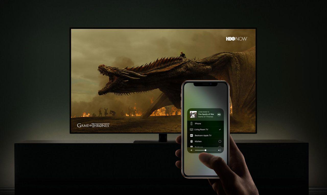 Hela listan på tv-apparater med Airplay 2-stöd