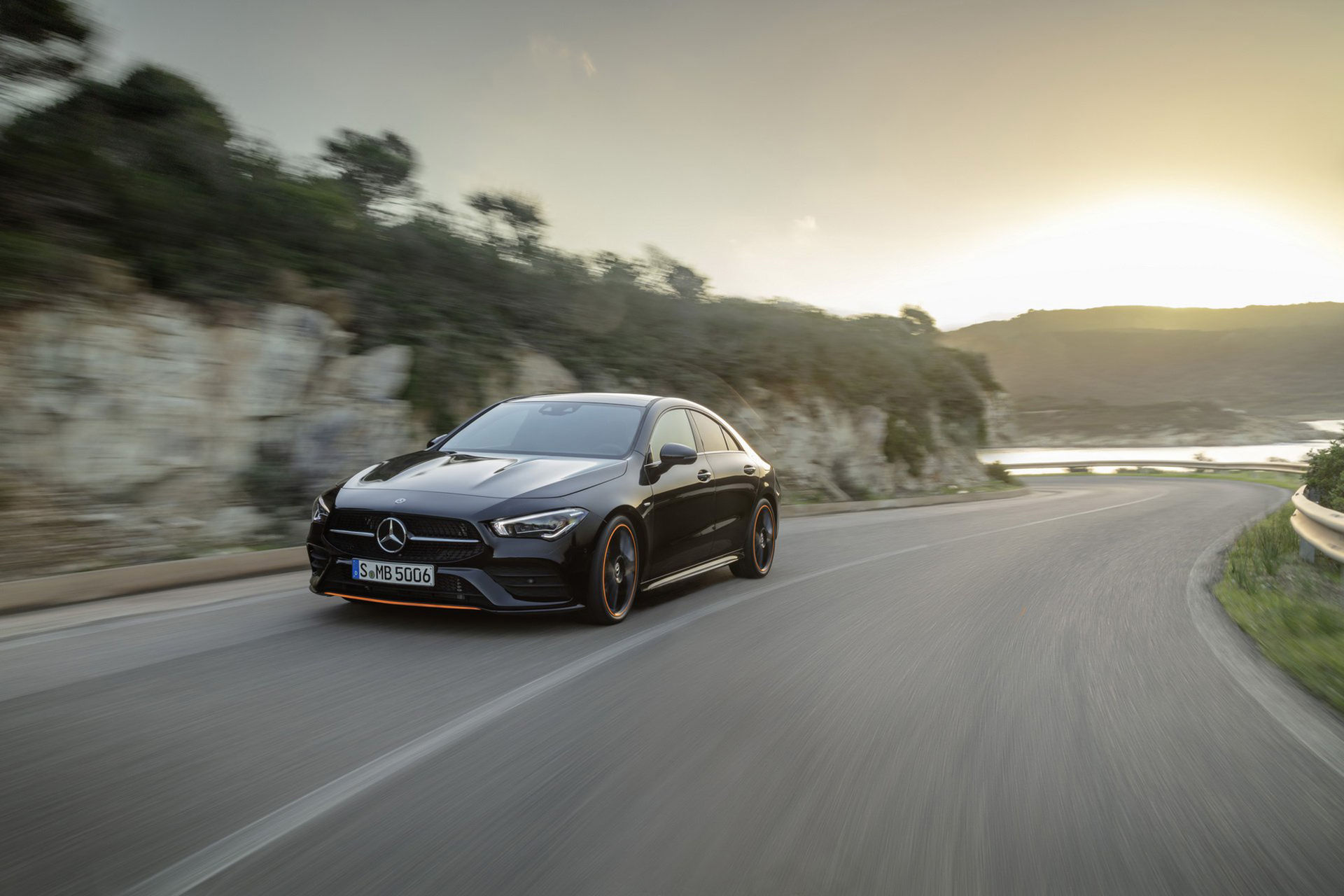 Mercedes CLA är nu ännu mer en mini-CLS