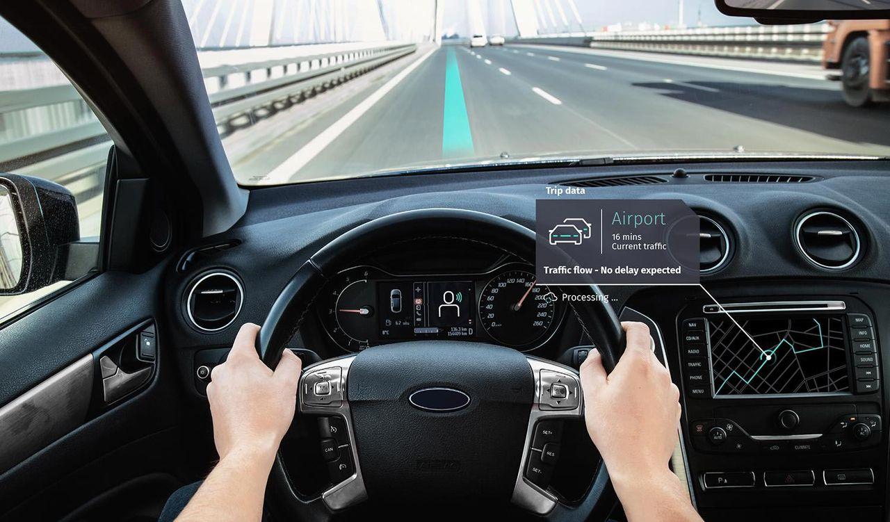 Alexa kommer troligen till ännu fler bilar i framtiden