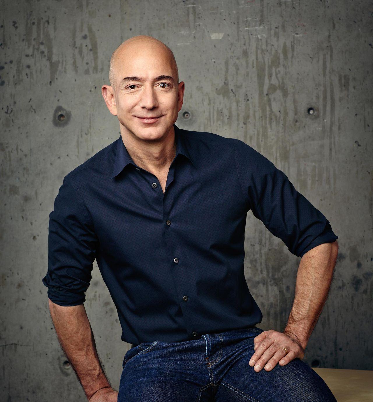 Amazongrundaren Jeff Bezos skiljer sig