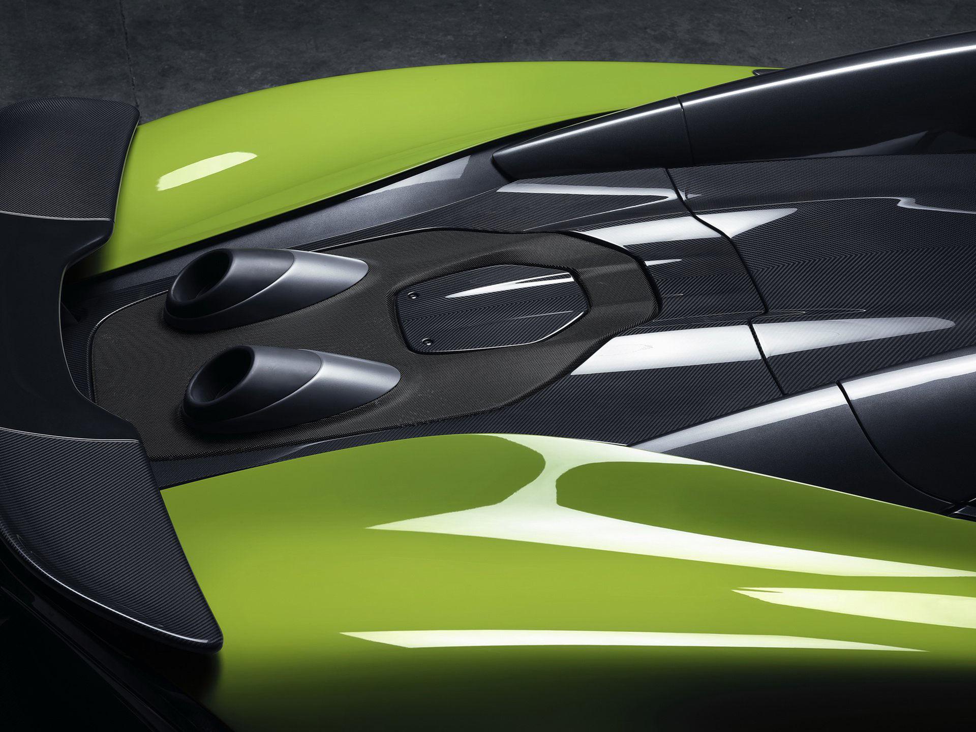 McLaren släpper teaser för 600LT Spider
