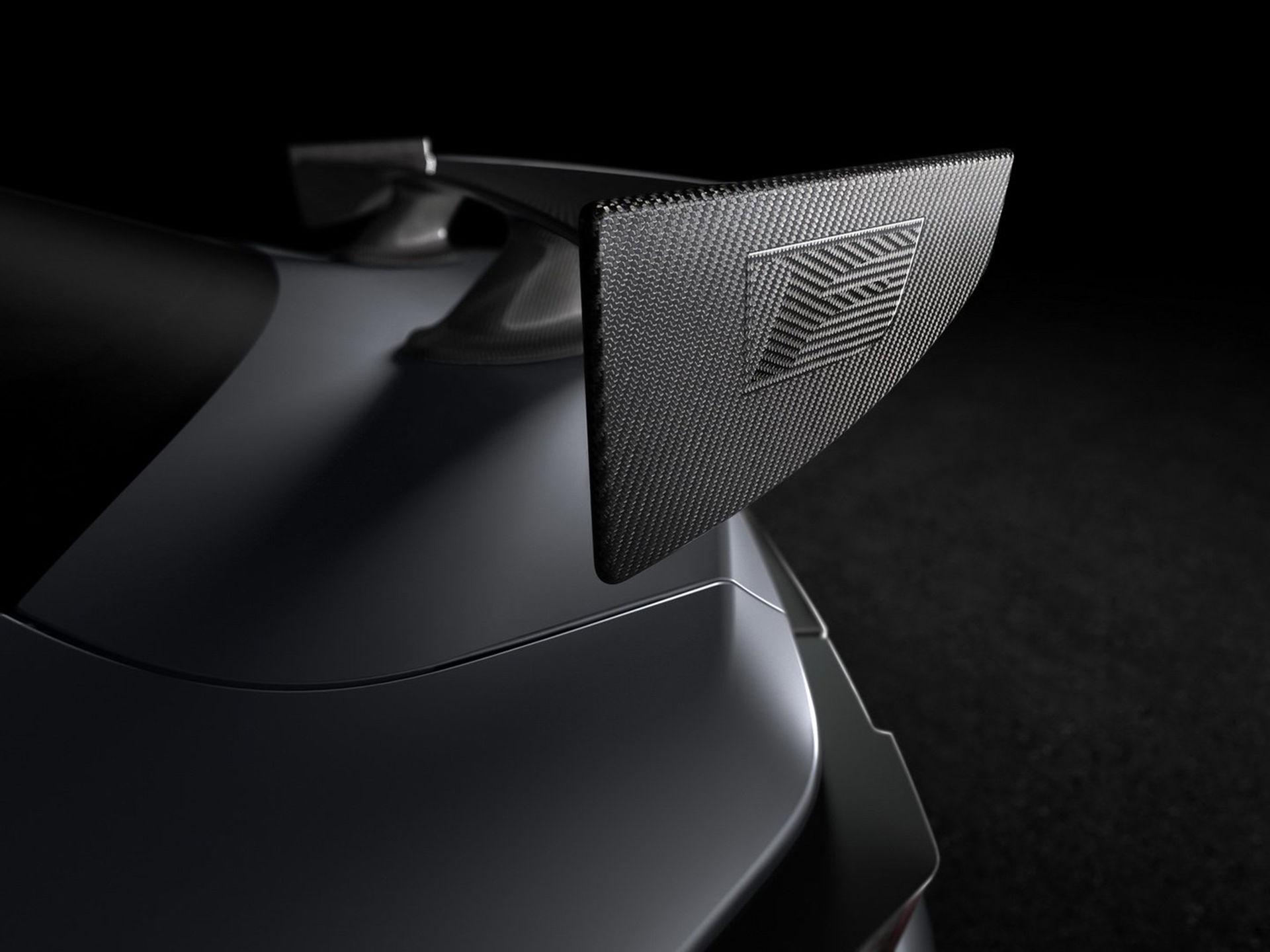 Lättare, snabbare och argare RC F från Lexus