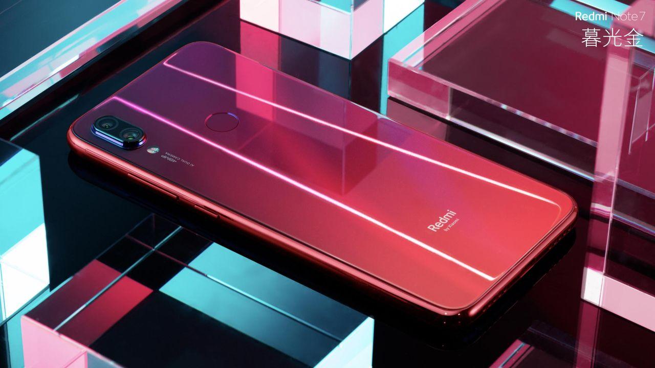 Xiaomi släpper Redmi Note 7 med kamera på 48 megapixlar