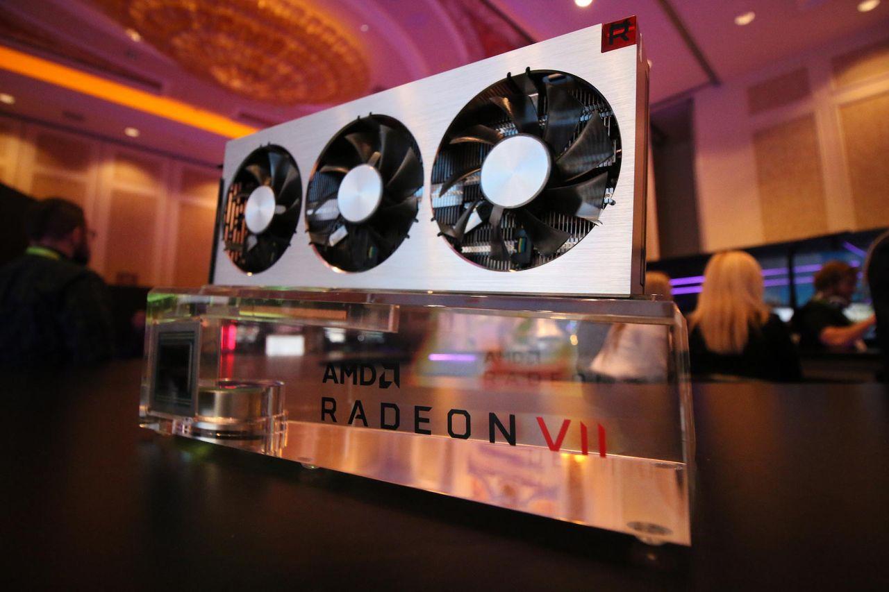 AMD släpper Radeon 7