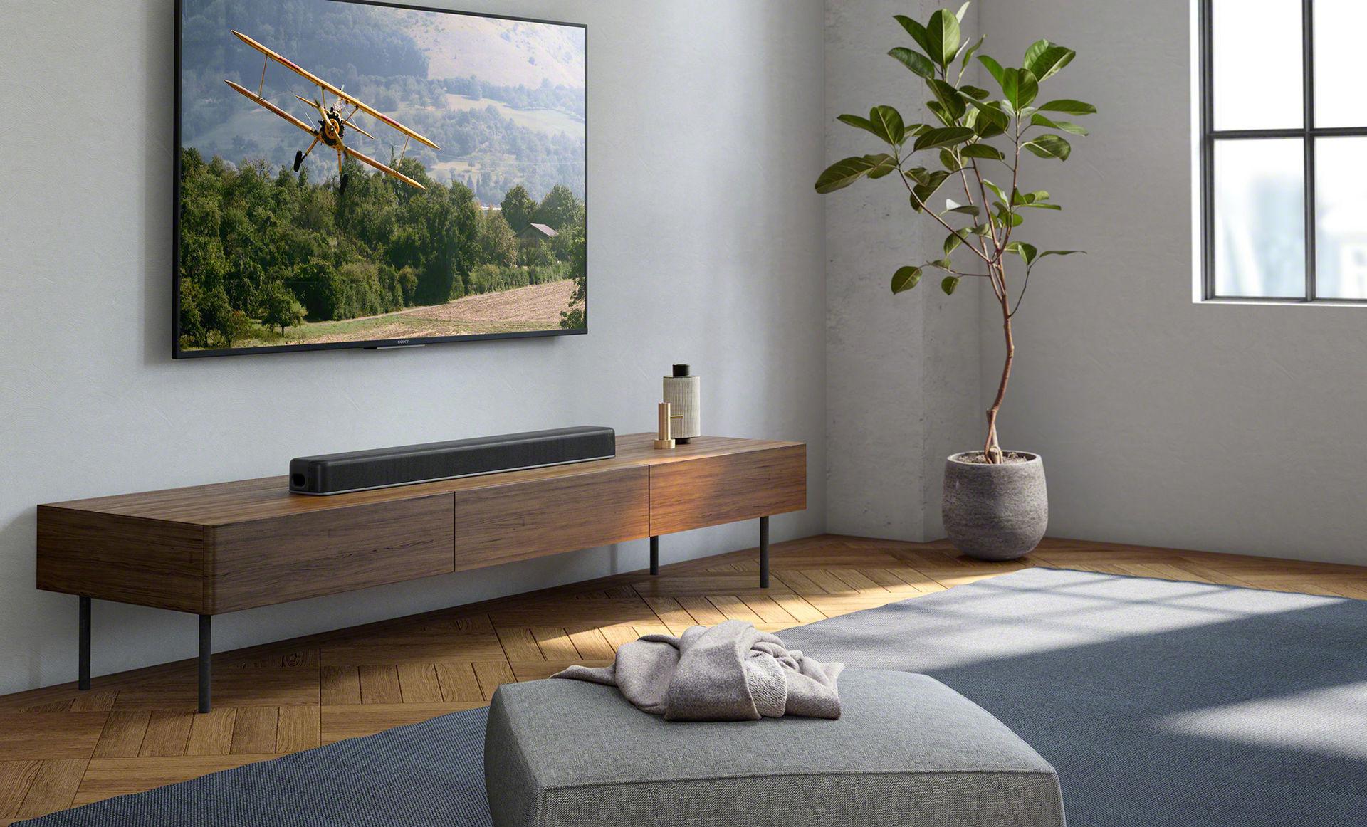 Sony presenterar nya soundbars