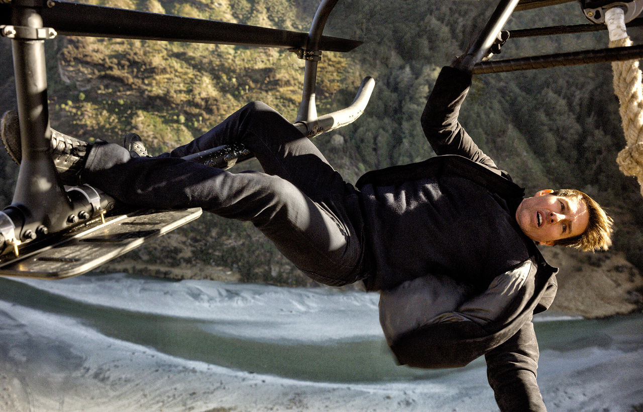 Christopher McQuarrie regisserar två nya Mission: Impossible-filmer